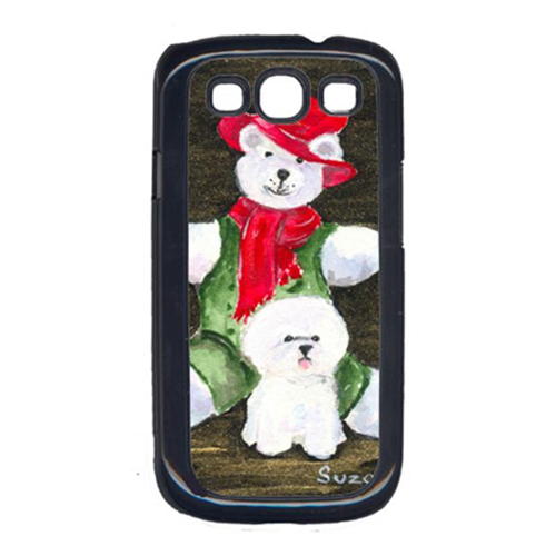 Carolines Treasures SS8948GALAXYSIII Bichon Frise Cell Phone Cover Galaxy S111