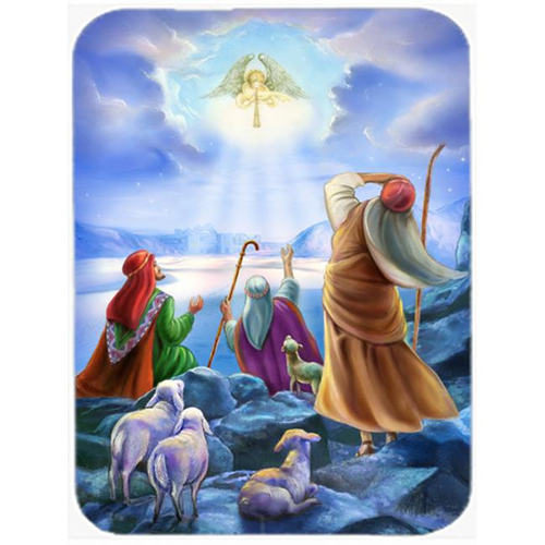 Carolines Treasures APH5468MP The Shepherds & Angels Appeared Mouse Pad Hot Pad or Trivet