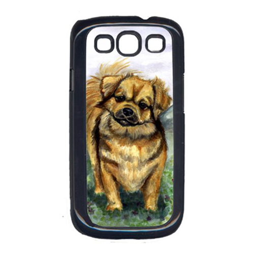 Carolines Treasures 7075GALAXYSIII Tibetan Spaniel Cell Phone Cover Galaxy S111
