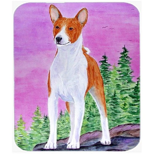 Carolines Treasures SS8611MP Basenji Mouse Pad Hot Pad Or Trivet