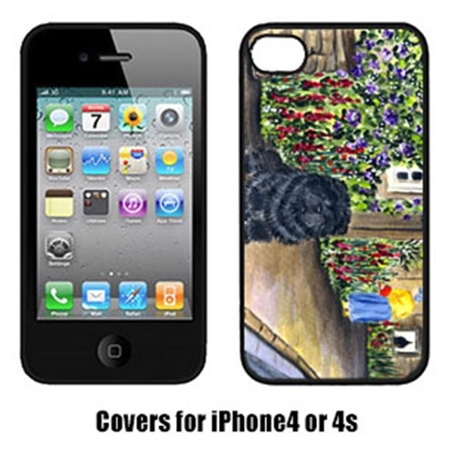 Carolines Treasures SS8117IP4 Chow Chow Cell Phone Cover Iphone4