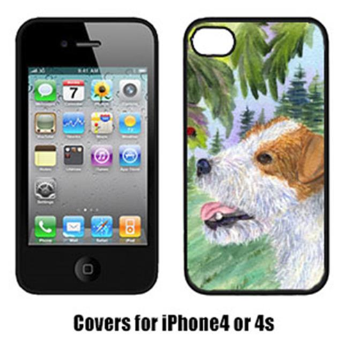 Carolines Treasures SS8211IP4 Jack Russell Terrier Cell Phone cover IPhone 4