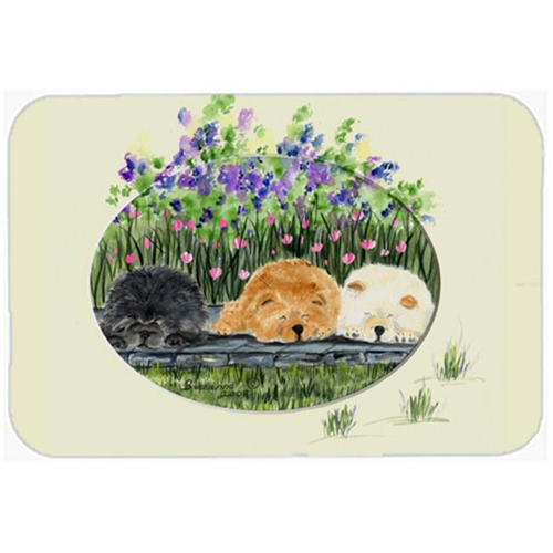 Carolines Treasures SS8050MP Chow Chow Mouse Pad Hot Pad & Trivet