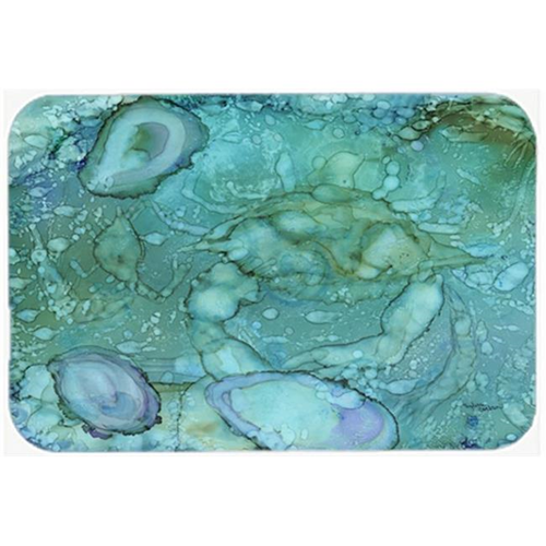 Carolines Treasures 8963MP Abstract Crabs & Oysters Mouse Pad Hot Pad or Trivet