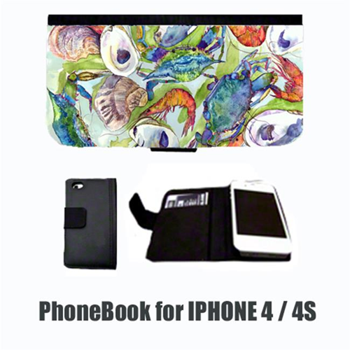 Carolines Treasures Fitted Hard Shell Case for iPhone 4
