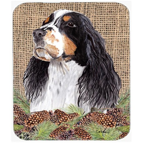 Carolines Treasures SC9048MP Springer Spaniel Mouse Pad Hot Pad Or Trivet