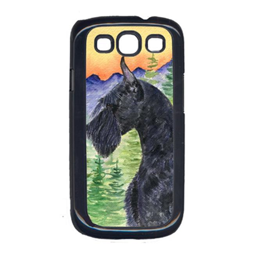 Carolines Treasures SS8256GALAXYSIII Schnauzer Cell Phone Cover Galaxy S111