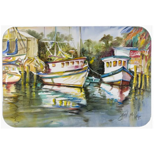 Carolines Treasures JMK1047MP Fish Market Mouse Pad Hot Pad & Trivet
