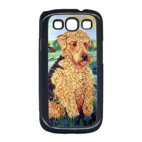 Carolines Treasures 7096GALAXYSIII AiredaleTerrier Cell Phone Cover Galaxy S111