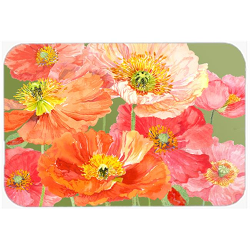 Carolines Treasures SASE664CMP Poppies by Anne Searle Mouse Pad Hot Pad or Trivet