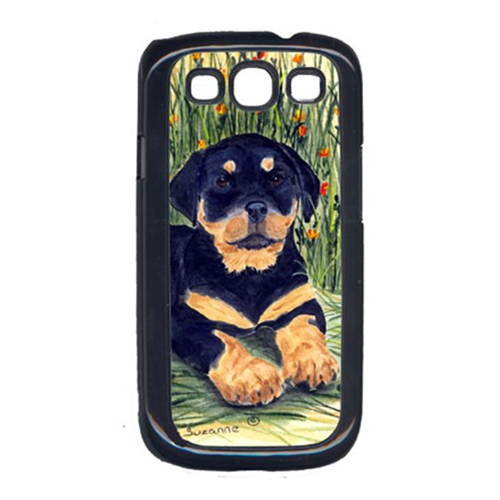 Carolines Treasures SS8107GALAXYSIII Rottweiler Cell Phone Cover Galaxy S111