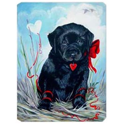 Carolines Treasures VLM1019MP Labrador Mouse Pad & Hot Pad & Trivet