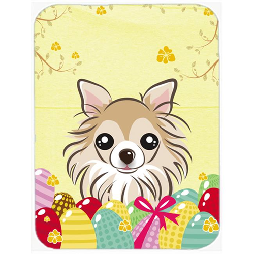 Carolines Treasures BB1933MP Chihuahua Easter Egg Hunt Mouse Pad Hot Pad or Trivet