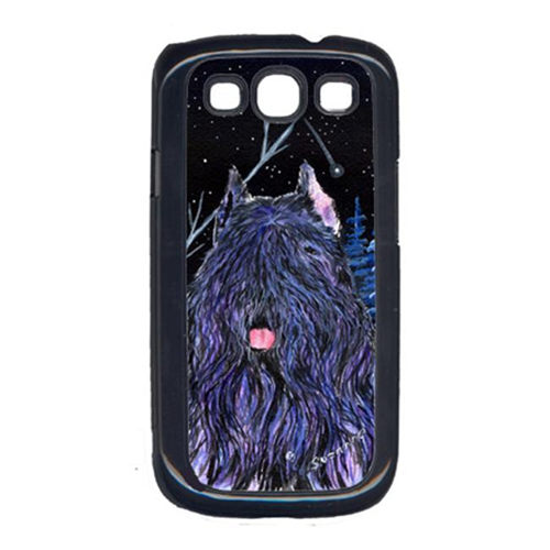 Carolines Treasures SS8394GALAXYSIII Starry Night Bouvier des Flandres Cell Phone Cover Galaxy S111