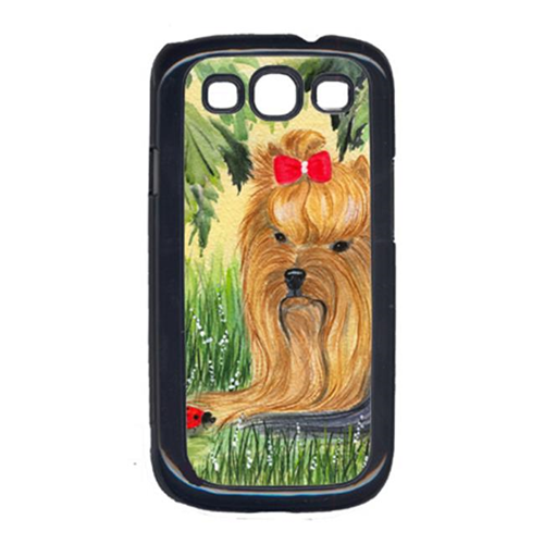Carolines Treasures SS8258GALAXYSIII Yorkie Cell Phone Cover Galaxy S111