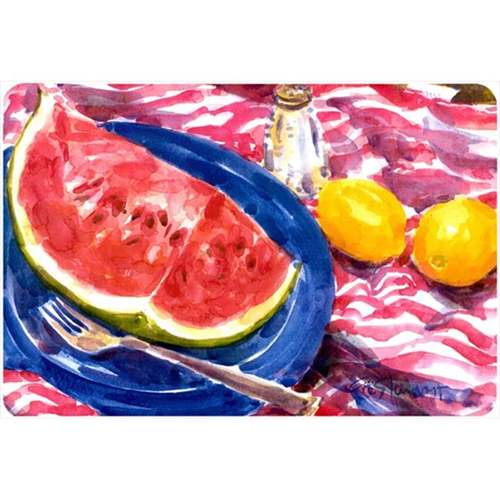 Carolines Treasures 6028MP Watermelon Mouse Pad Hot Pad Or Trivet