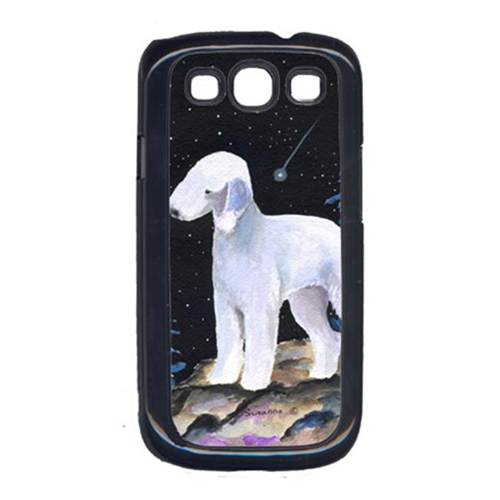Carolines Treasures SS8455GALAXYSIII Starry Night Bedlington Terrier Cell Phone Cover Galaxy S111