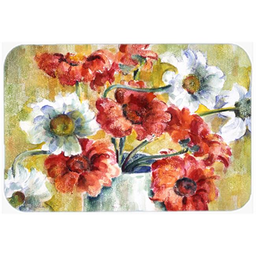 Carolines Treasures GFGO0028MP Flowers by Fiona Goldbacher Mouse Pad Hot Pad or Trivet