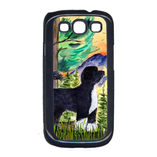 Carolines Treasures SS8429GALAXYSIII Portuguese Water Dog Cell Phone Cover Galaxy S111