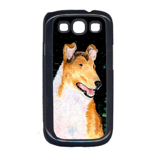 Carolines Treasures SS8484GALAXYSIII Starry Night Collie Cell Phone Cover For Galaxy S111