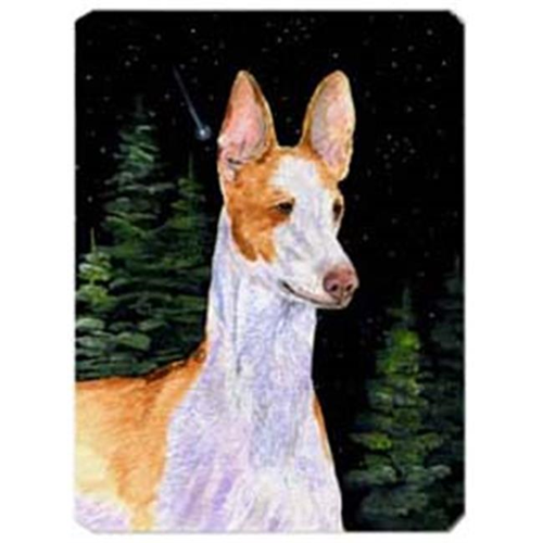 Carolines Treasures SS8495MP Starry Night Ibizan Hound Mouse Pad
