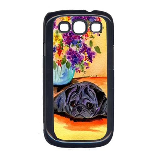 Carolines Treasures SS8298GALAXYSIII Pug Cell Phone Cover Galaxy S111