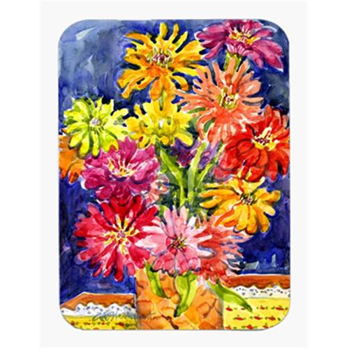 Carolines Treasures 6069MP 9.5 x 8 in. Flower - Gerber Daisies Mouse Pad Hot Pad Or Trivet