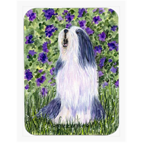 Carolines Treasures SS8602MP Bearded Collie Mouse Pad & Hot Pad Or Trivet