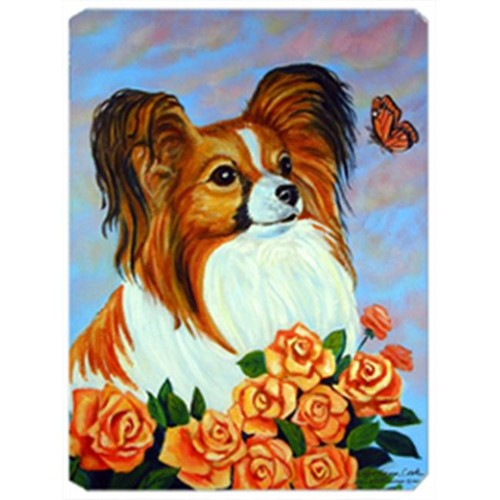Carolines Treasures 7246MP 8 x 9.5 in. Papillon Mouse Pad Hot Pad or Trivet