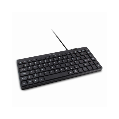 Lifeworks Technology Group 215735 Compact USB Keyboard Black