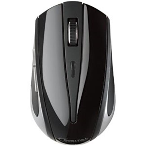 Micro Innovations Llc 4230700 EasyGlide 5-Button Wireless Mouse