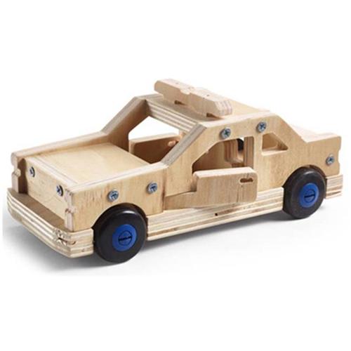 Reeves International Inc K096-SY Police Car Carpentry Kit