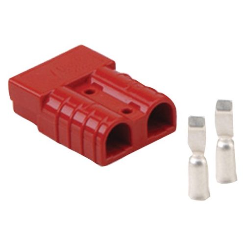 The Install Bay by Metra SB50 8-Gauge Anderson Connector Red
