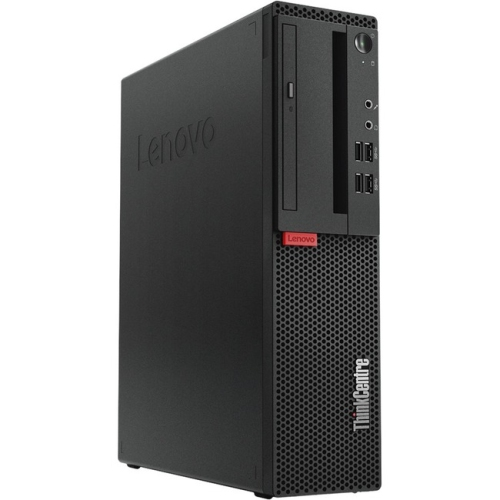 Lenovo ThinkCentre M710s 10M7000HUS Desktop Computer - Intel Core i5 (7th Gen) i5-7400 3GHz - 4GB DDR4 SDRAM - 500GB HDD -