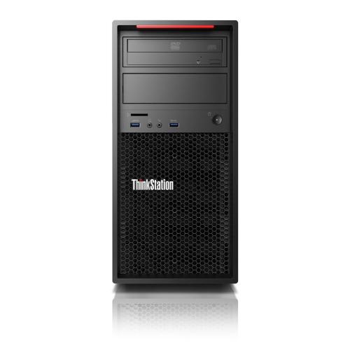 Lenovo ThinkStation P320 30BH002BUS Workstation - 1 x Intel Xeon E3-1240 v5 Quad-core (4 Core) 3.50 GHz - 8GB DDR4 SDRAM - 1TB