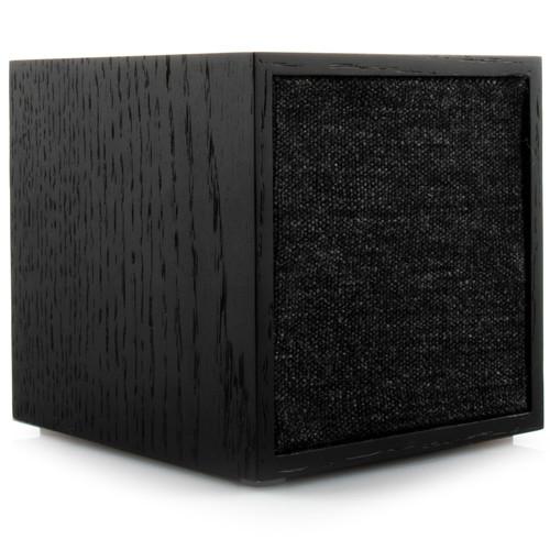 Tivoli Audio Art Collection Cube CUBBLK Bluetooth Wireless Speaker Black