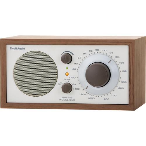 Tivoli Audio Model One AM/FM Table Radio (Classic Walnut/Beige)