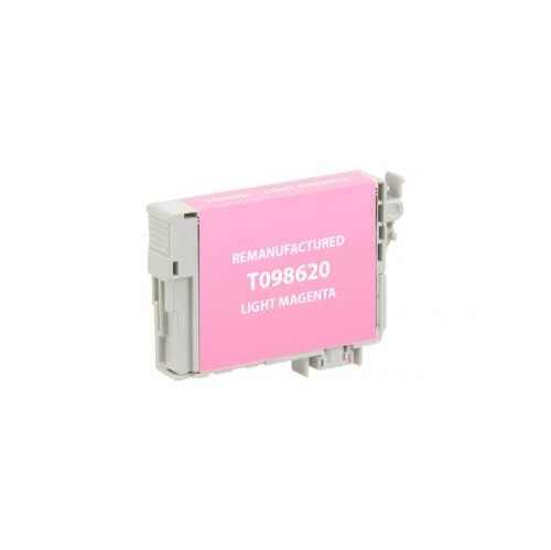 Remanufactured Light Magenta Ink Cartridge for Epson T098620 (EPC98620)