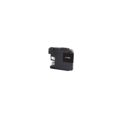 Remanufactured High Yield Black Ink Cartridge for Brother LC103 (DPCLC103BCA)