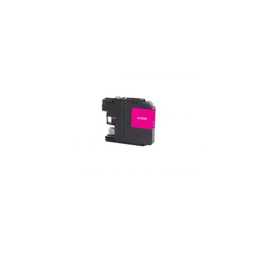 Remanufactured High Yield Magenta Ink Cartridge for Brother LC103 (DPCLC103MCA)