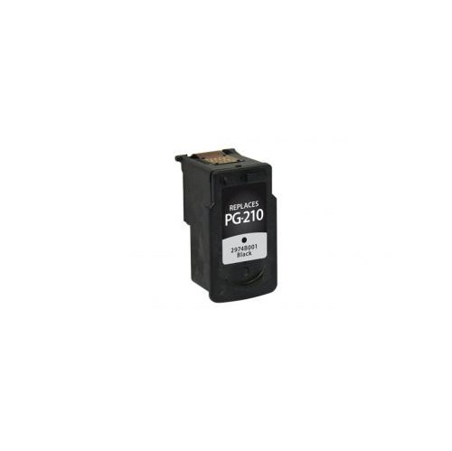 Remanufactured Black Ink Cartridge for Canon PG-210 (DPCPG210CA)
