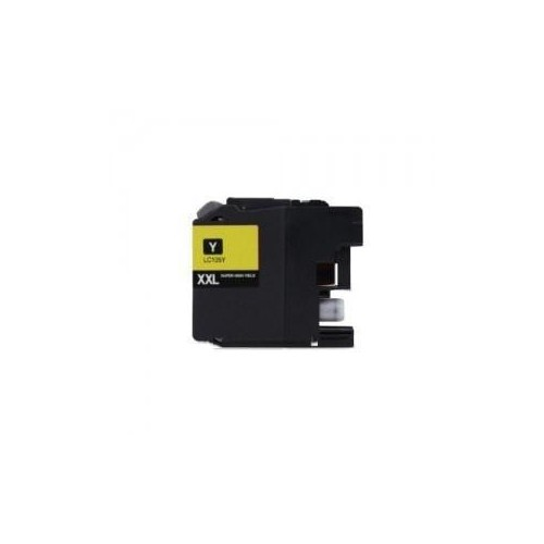 Non-OEM New High Yield Yellow Ink Cartridge for Brother LC103XL (DPCLC103YCA)