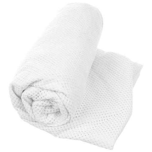 Aerosleep Sleep Safe Fitted Crib Sheet - White