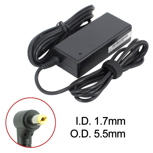 BattDepot: Replacement Laptop Adapter for Acer ADP-65JH/PA-1700-02. 19V 3.42A 65W Laptop Adapter