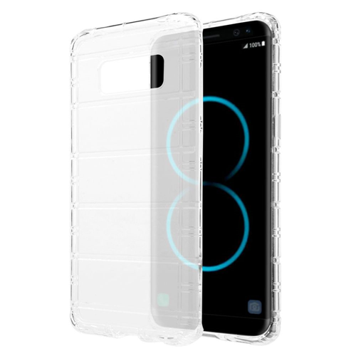Insten TPU Rubber Case For Samsung Galaxy S8 Plus, Clear