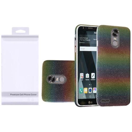 Insten Hard Glitter TPU Case For LG Stylo 3/Stylo 3 Plus, Colorful