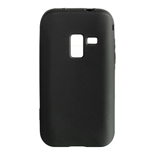 Insten Rubber Crystal Cover Case For Samsung Galaxy Attain 4G, Black