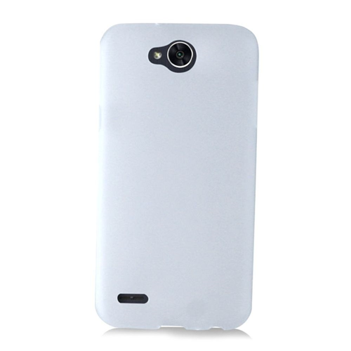 Insten Frosted TPU Rubber Case For LG X Power 2, White