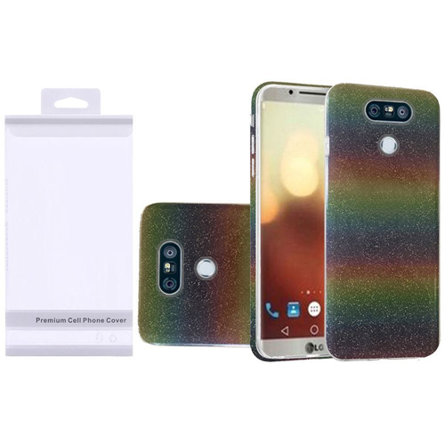 Insten Hard Glitter TPU Case For LG G6, Colorful