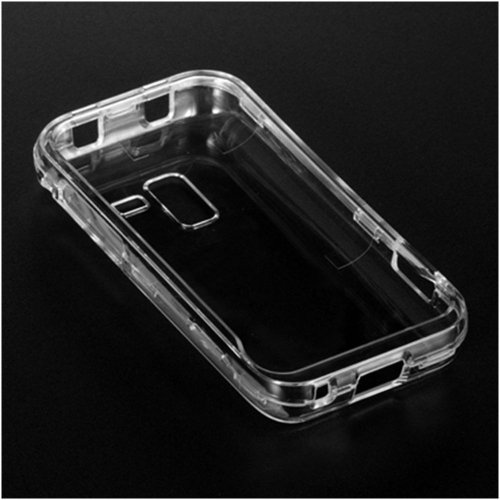 Insten Hard Crystal Case For Samsung Conquer 4G, Clear